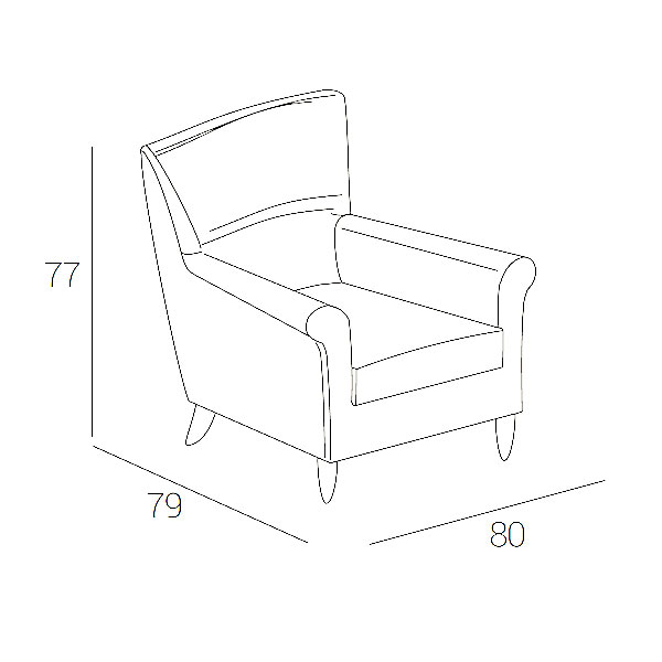 classic-armchair-technical-drawing