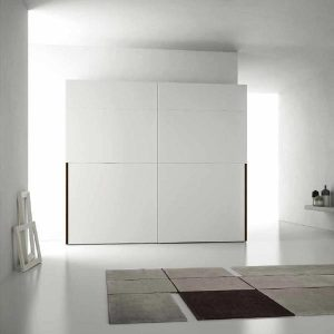 Green Sliding Wardrobe - KAV Lifestyle