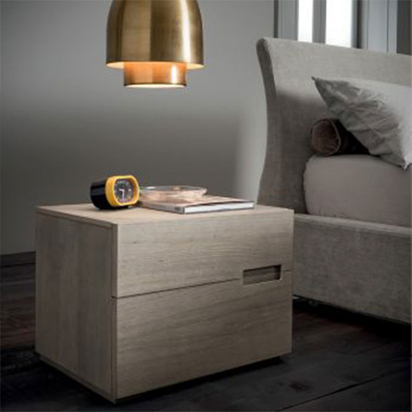 KAV Lifestyle | Asola Bedside Table & Drawers