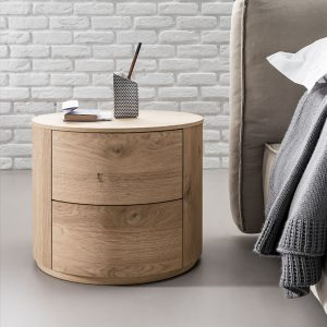 KAV Lifestyle | Christal Bedside Table & Drawers