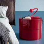 KAV Lifestyle | Christal Bedside Table & Drawers