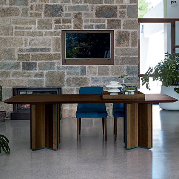 KAV Lifestyle | cross-dining-table-lifestyle-dall-agnese