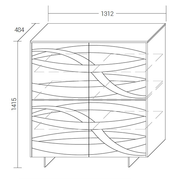 fiamma-cabinets-technical-drawings