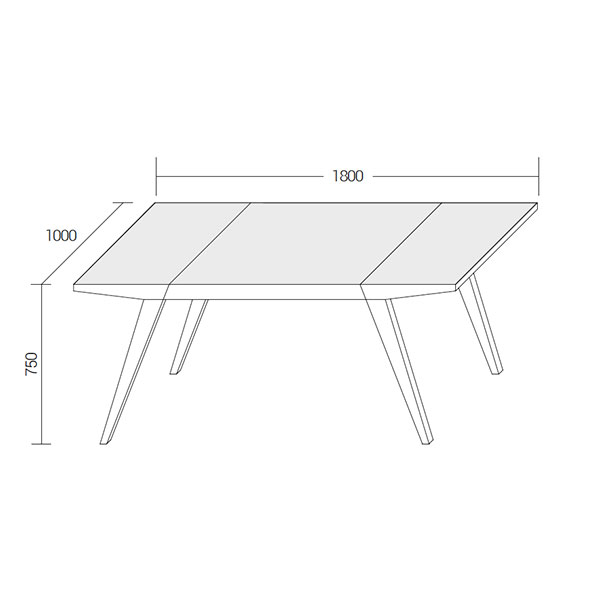flap-tables-technical-drawings