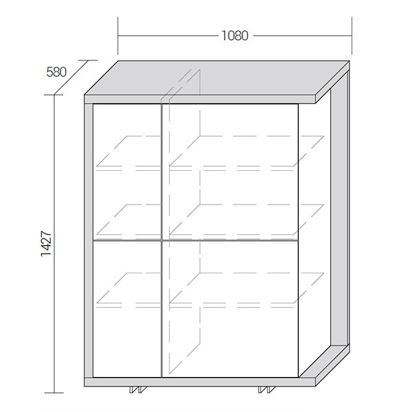 frame-cabinets-technical-drawings