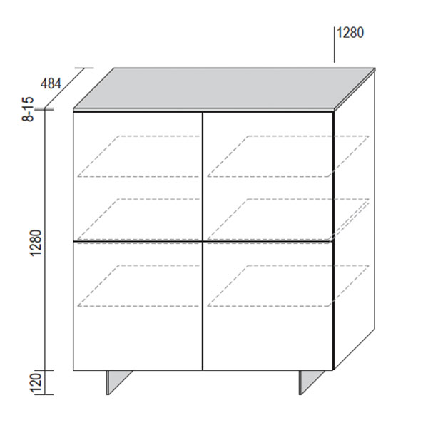 cube-technical-Drawing