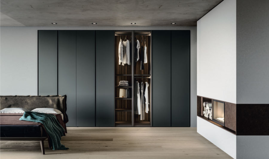 custom bedroom wardrobe