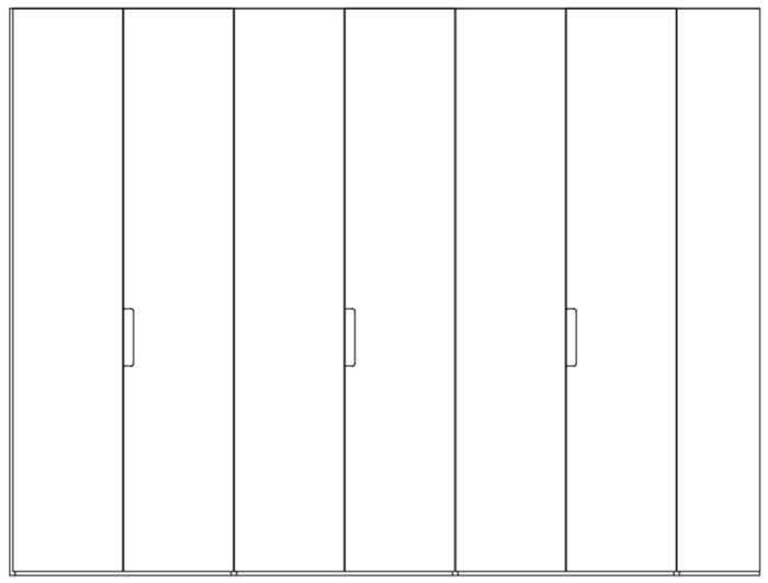 kl30 wardrobe line drawing