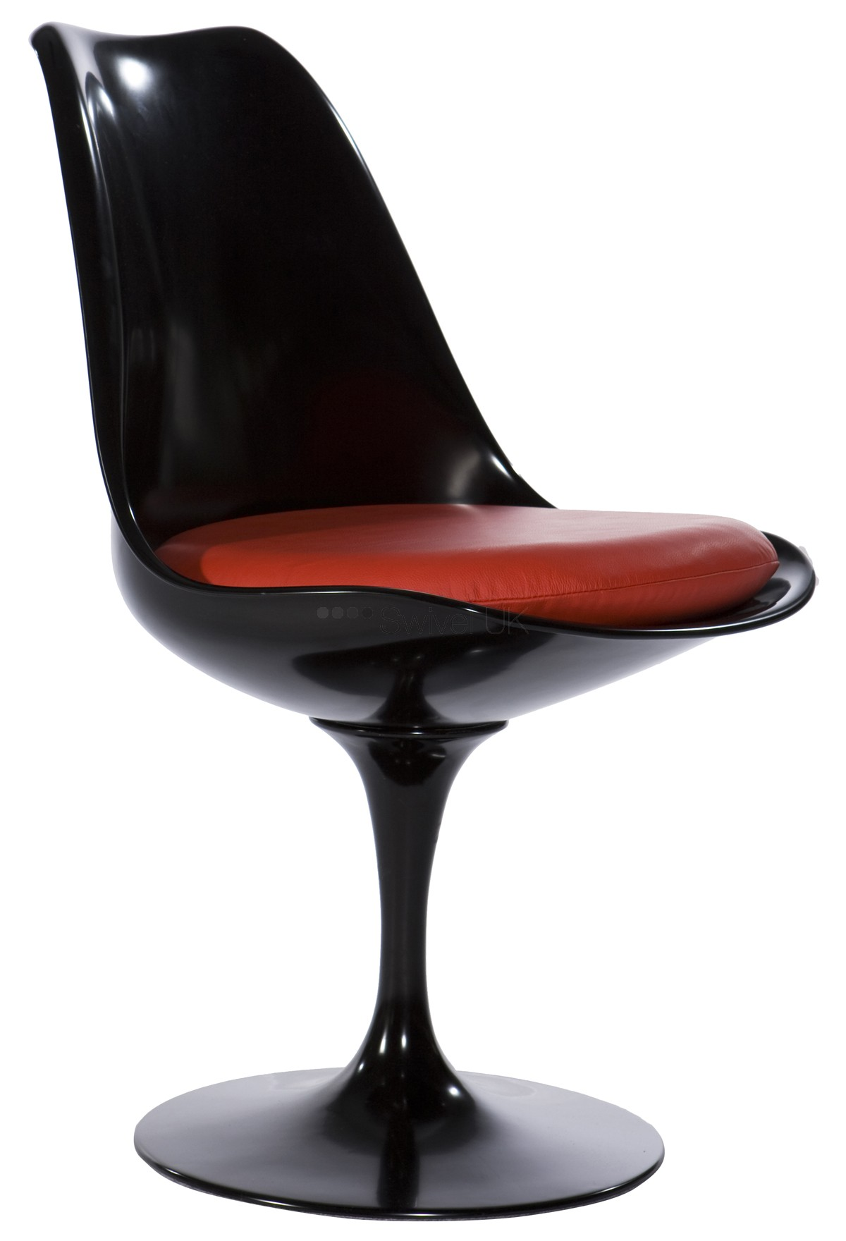 Eero Saarinen Replica Tulip Chair black