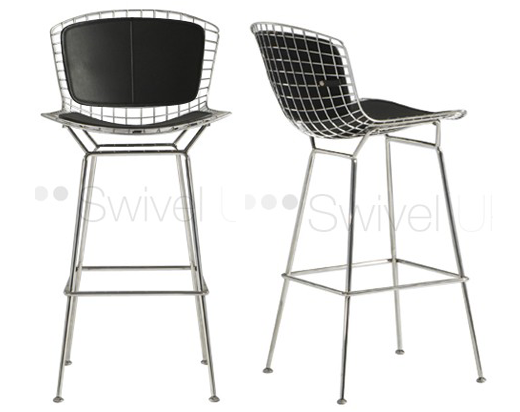 Harry Bertoia Replica Bar Stool cushions