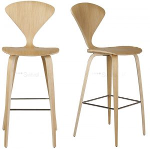 Norman Cherner Bar Stool Replica