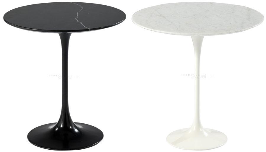 Tulip Side Table Eero Saarinen Replica Kav Lifestyle