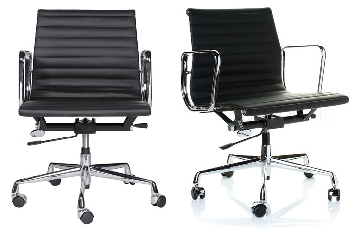 Charles Eames Office chair Replica Office Aluminium Group Replica EA117