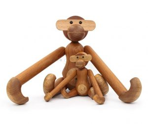 Kay Bojesen monkey replica