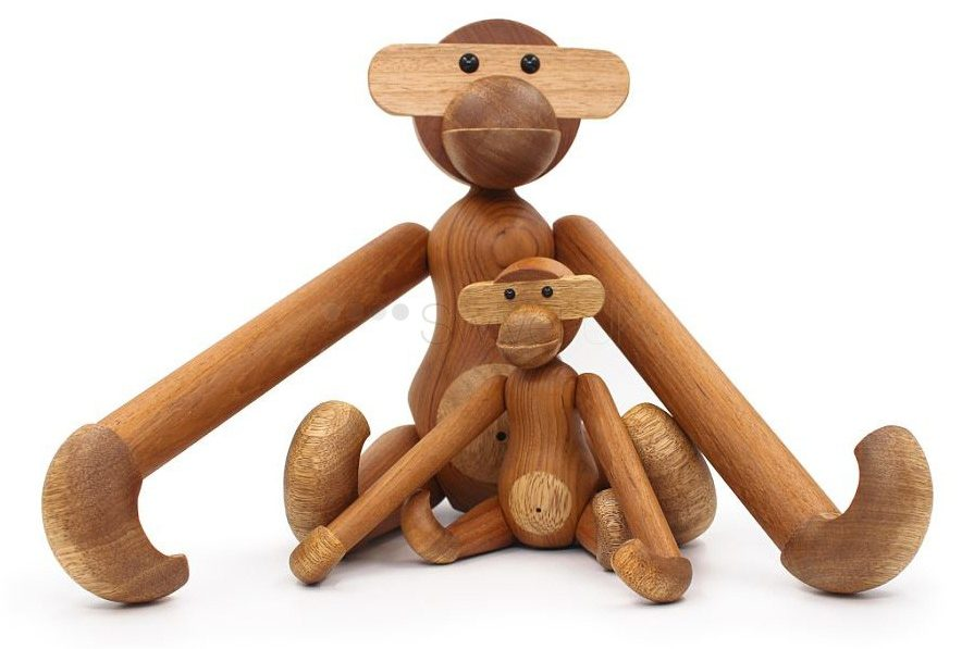 Kay Bojesen monkey replica