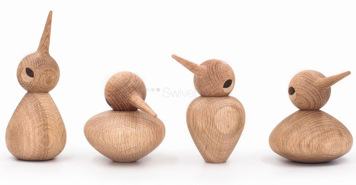 Vedel Wooden Bird Replica