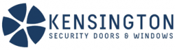 kensington security doors and windows logo