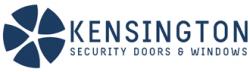 kensington security doors and windows logo