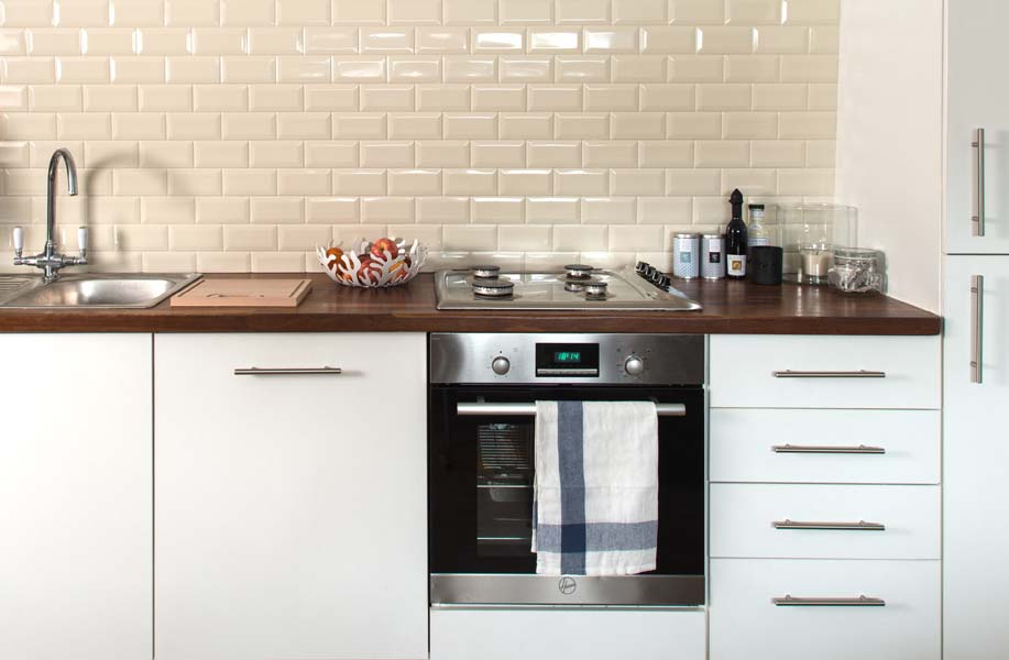 reco wall finish kitchen
