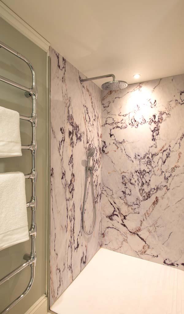 reco wall surface bathroom