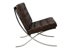 Van Der Rohe Barcelona Chair Replica thumb